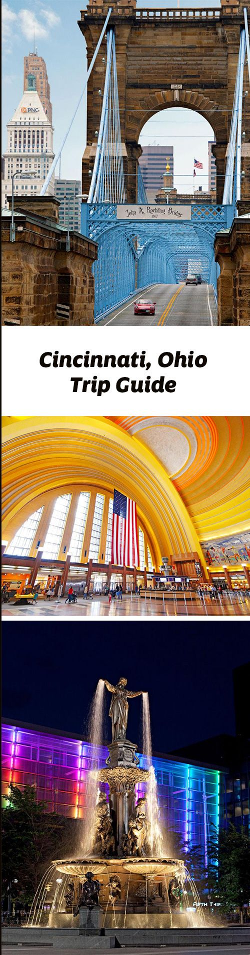 The Queen City is a glittering hub of culture and commerce along the Ohio River in the state's southwest corner. Its crown jewels include pro sports, a stunning museum center and a unique flair for food. Trip guide: http://www.midwestliving.com/travel/ohio/cincinnati/cincinnati-trip-guide/
