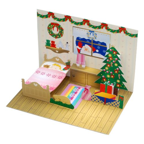 クリスマス クリスマスのお部屋 無料素材 ダウンロード