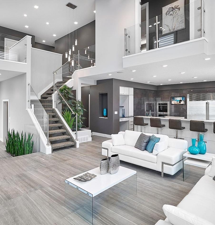 Проекты красивых квартир с фото