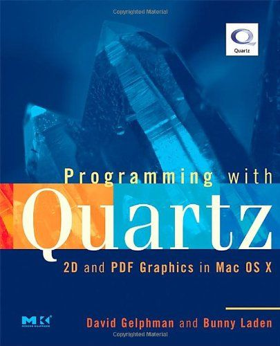 Programming with quartz 2d and pdf graphics in mac os x the morgan programming with quartz 2d and pdf graphics in mac os x the morgan kaufmann fandeluxe Choice Image