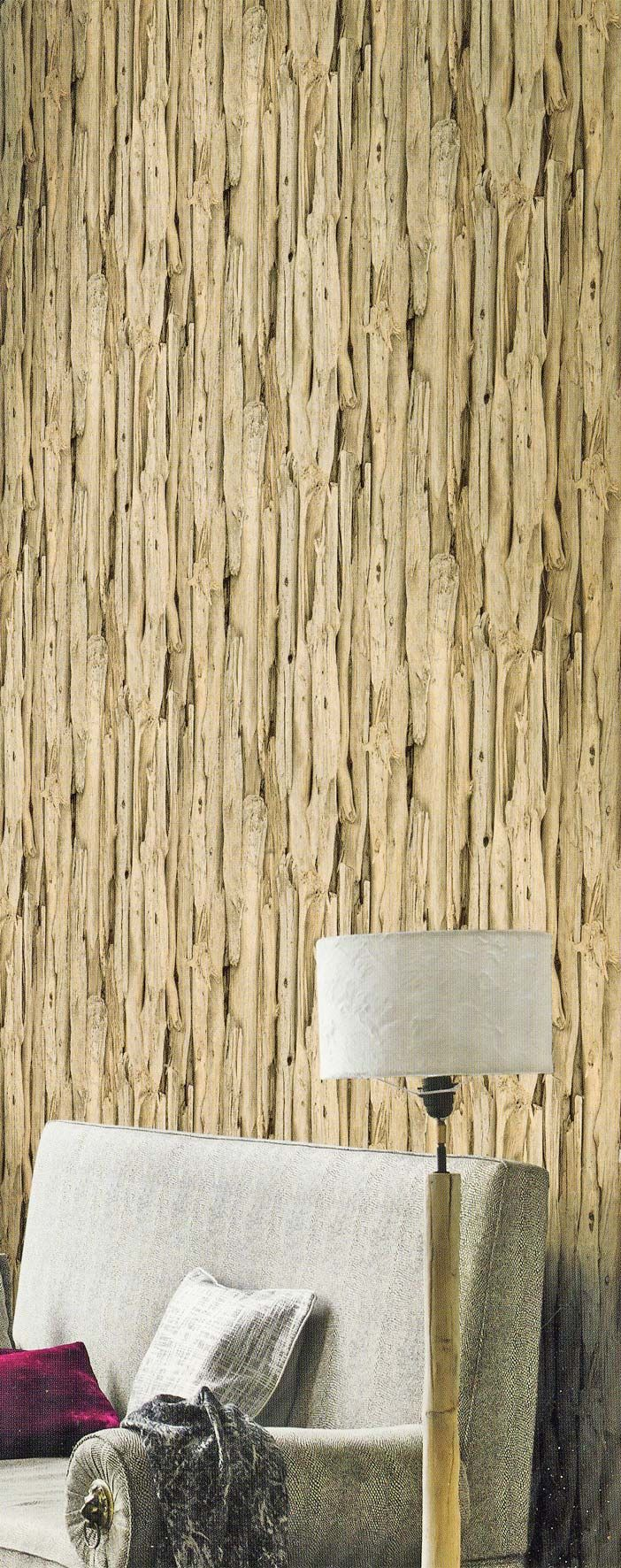 AFRICAN WOOD | Ideas for the House | Pinterest | Wall wallpaper ...