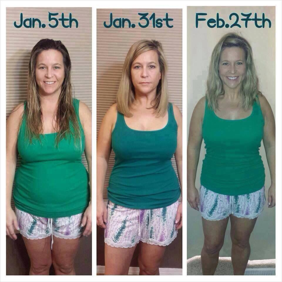 Clean living and using arbonnes 30 day fit kits will help