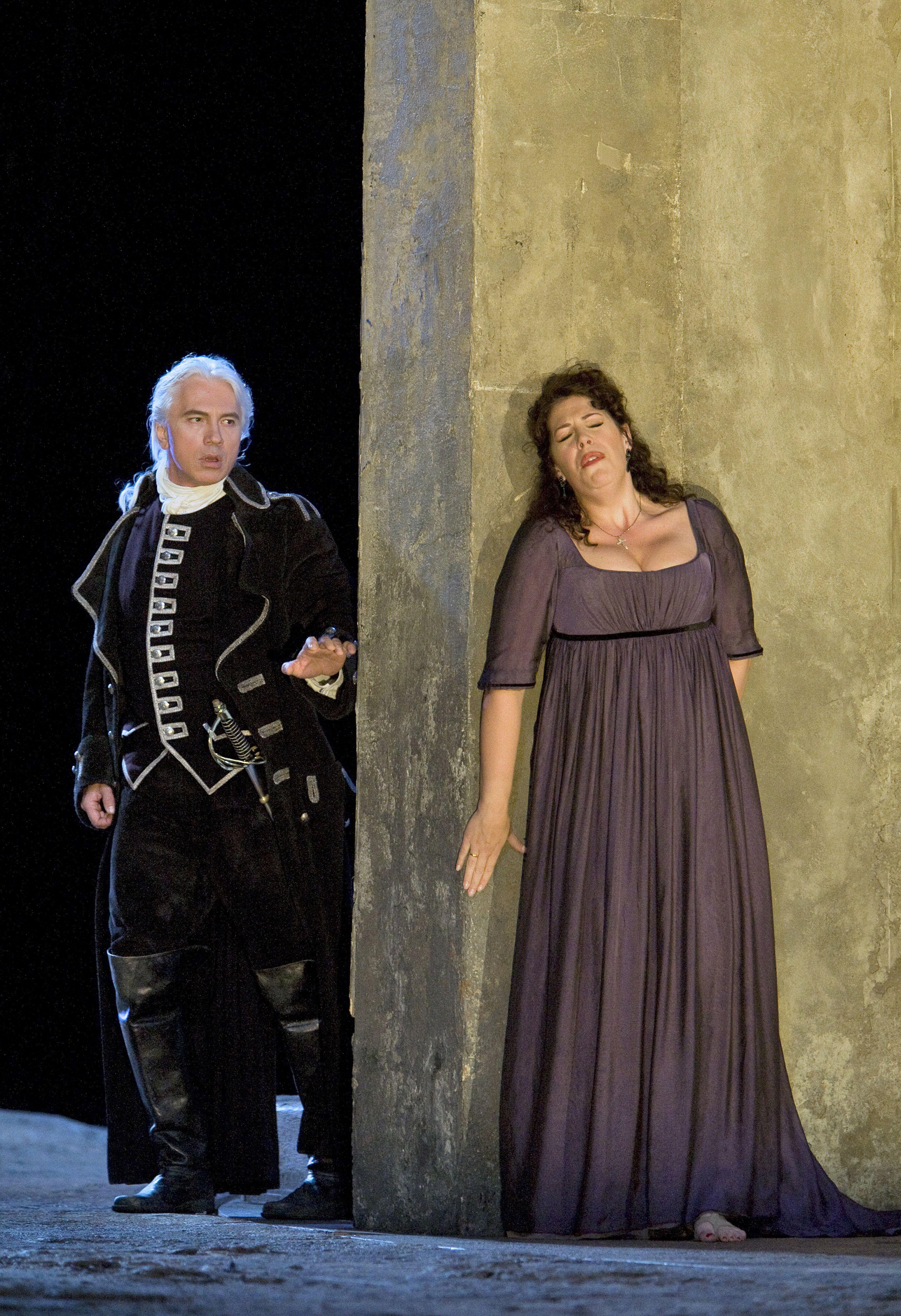 SF Opera - Il Trovatore, Dmitri Hvorostovsky, Sondra Radvanovsky    Anvil Chorus ftw!