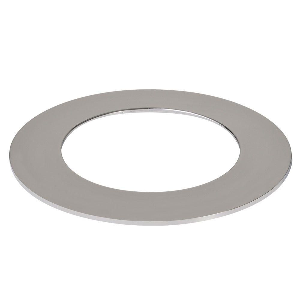 Halo 4 In Polished Chrome Recessed Ceiling Light Led Designer Trim Ring Trm400pc With Images Recessed Ceiling Lights Recessed Ceiling Recessed Lighting Trim