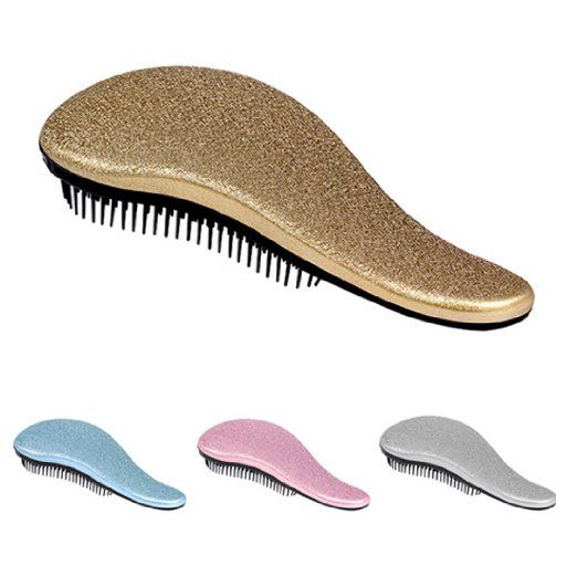 Amazon Com Unice Detangling Hair Brush Set No More Tangle