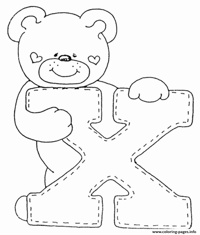 letter coloring activities lovely cute letter coloring