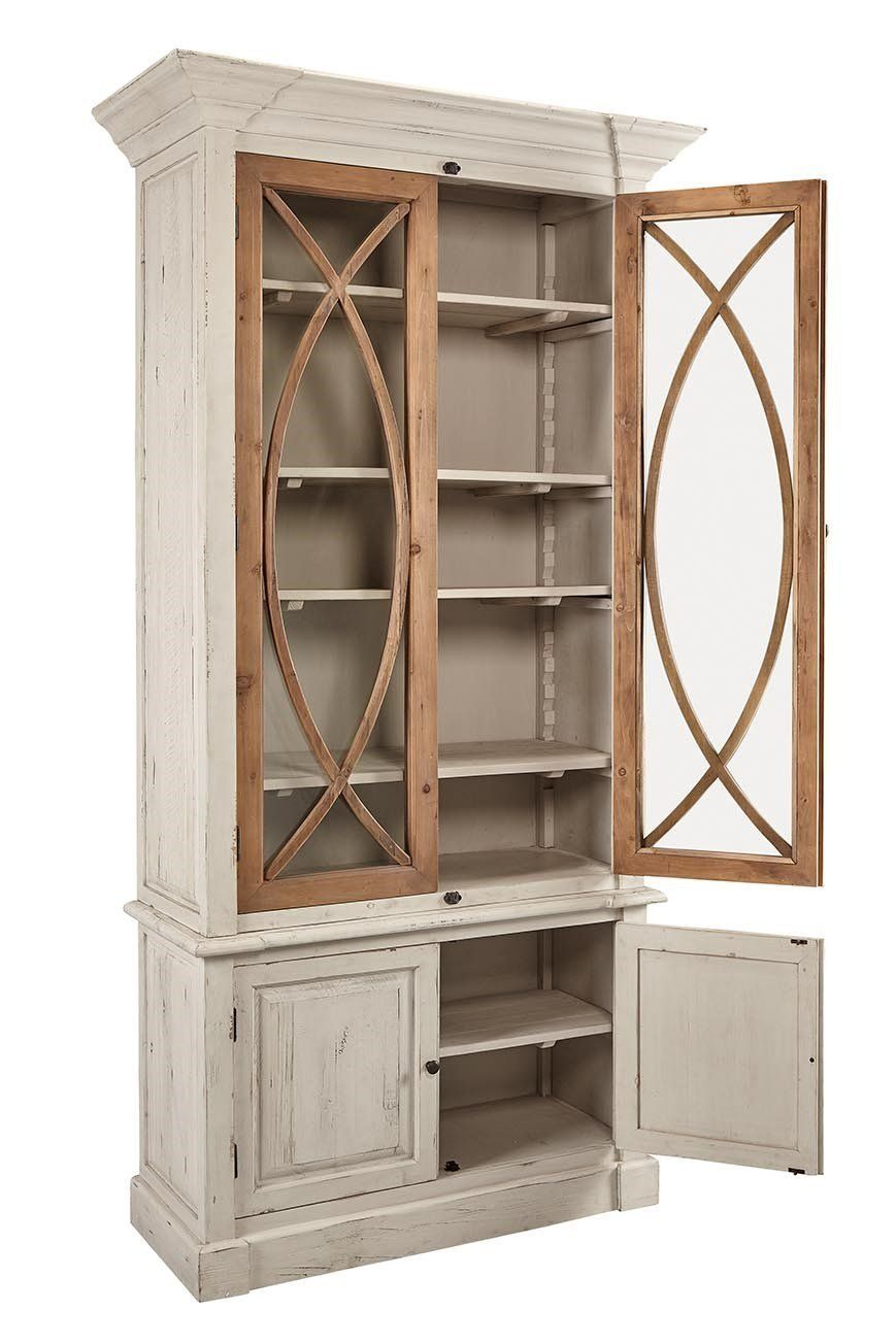 This Farmhouse Piece Will Add Storage And Organization As Well As Add That French Country Touch To Your Home Decor Homedecor China Cabinet Cabinet Soho House