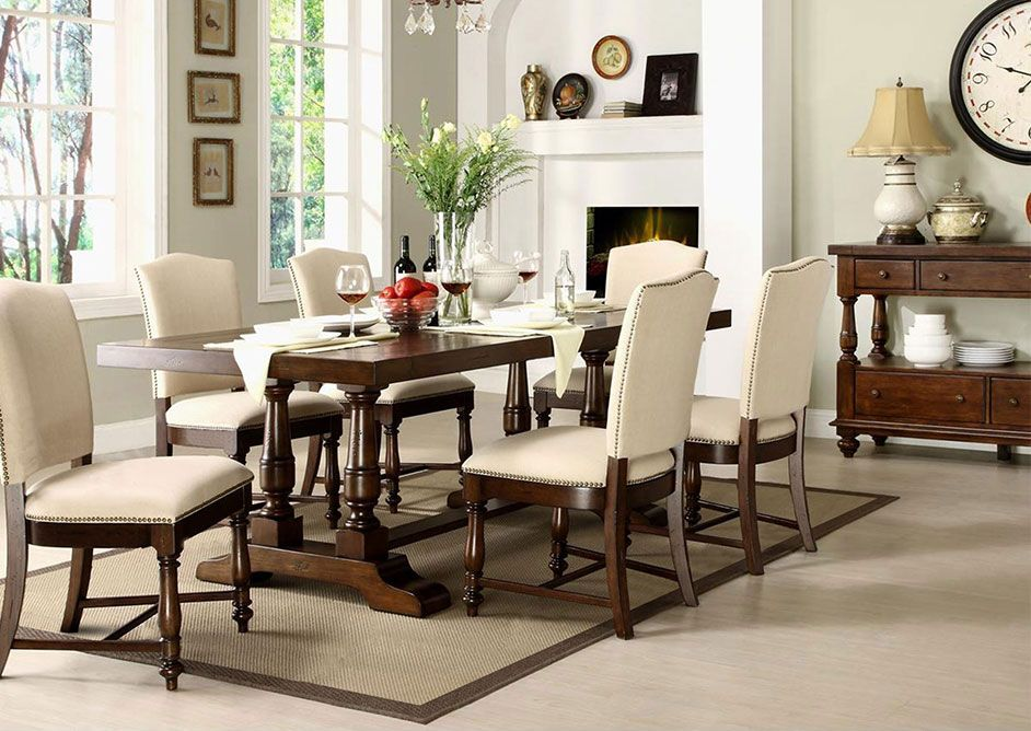 Living Spaces Comfortable Elegance Decorating Ideas Dining