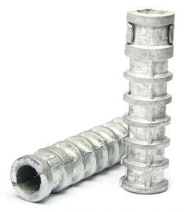 Zinc Plated Lag Shield Expansion Anchors Zinc Plating Zinc Steel
