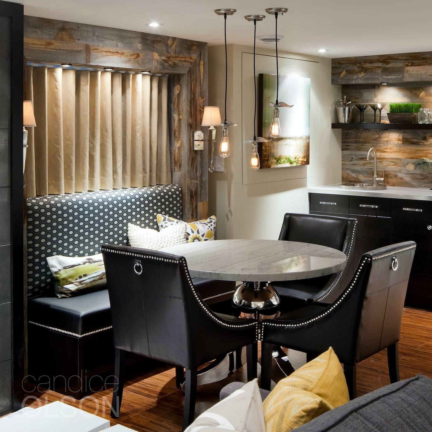 Candice Olson Basement Design: Pin Szerzője: Kata Csikász, Közzétéve Itt: Home