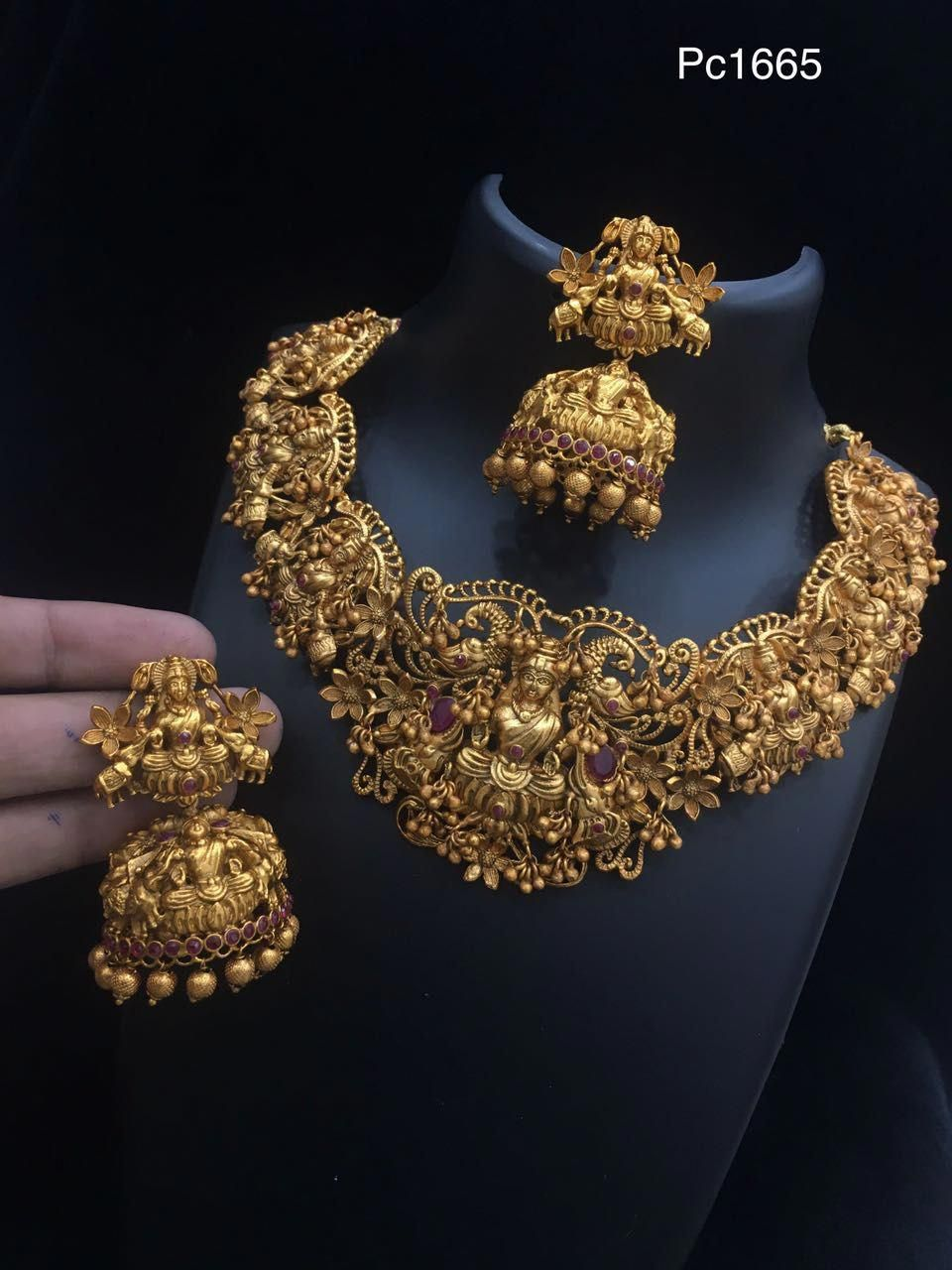 Bridaljewellerytelugu Gold Jewelry Fashion