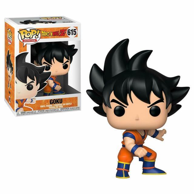 Funko Pop Dragon Ball Z S6 Goku Vinyl Figure 615 In 2021 Animated Dragon Vinyl Figures Pop Vinyl Figures