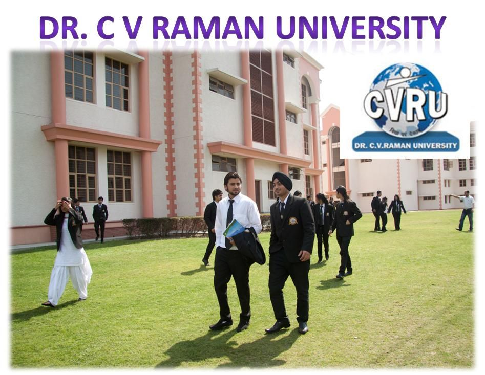 Get CV Raman University Reviews which are Genuine (With
