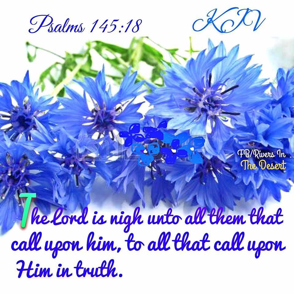 PSALM 145:18