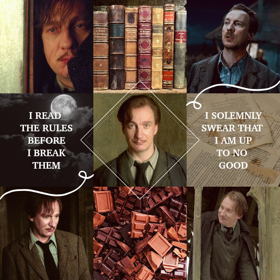 Remus Lupin S Aesthetic Harry Potter Headcannons Harry Potter Ron Weasley Harry Potter Sirius