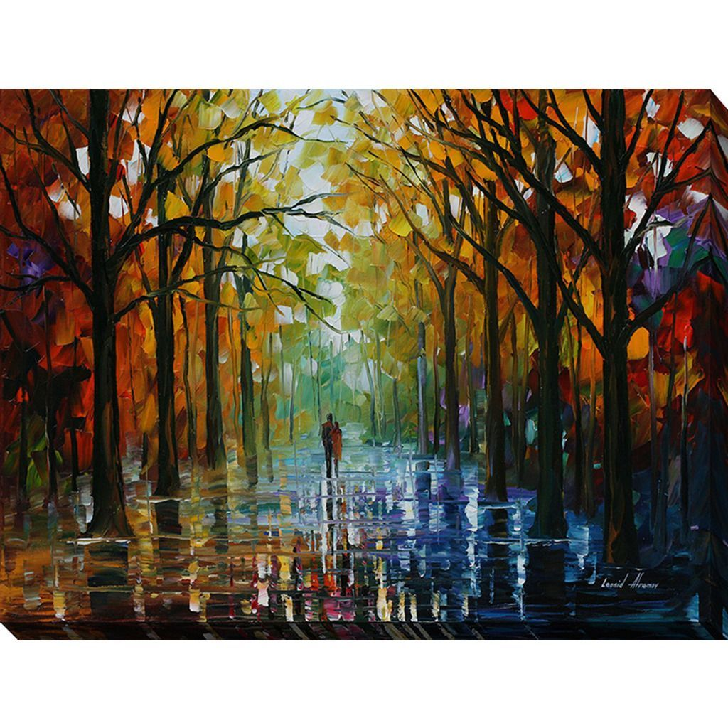 Artist leonid afremovproduct type oversized gallery wrapped canvas