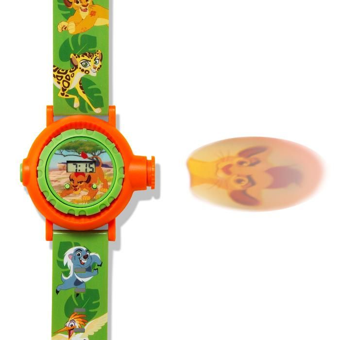 Projects 10 grrreat pics! Not only a watch, but projects Lion Guard characters. Disney® Lion Guard Projection Watch $9.99. Shop Avon Living Online @ www.youravon.com/mtalonzosbeautifullife