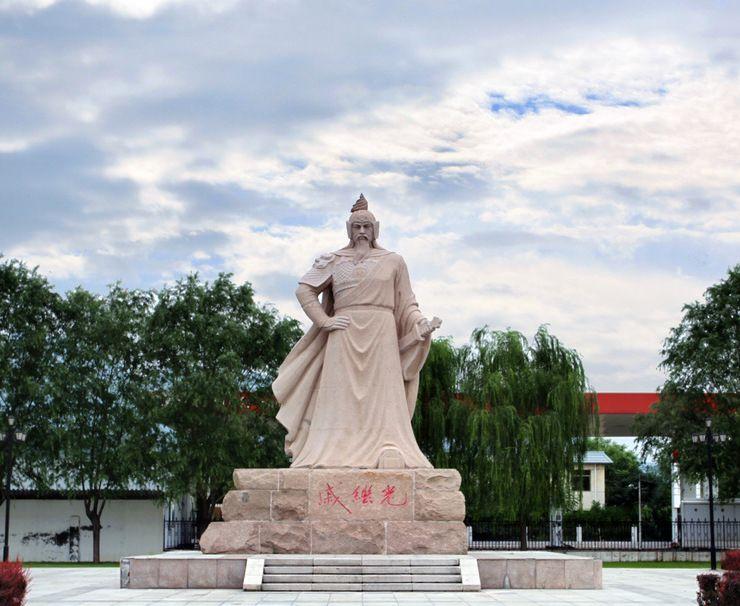 戚继光 (Qi Jiguang, 1528年11月12日-1588年1月5日) #明朝抗倭名将 ...