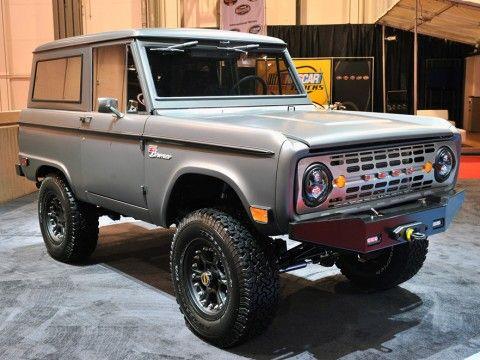 Expedition Portal Ford Bronco Bronco Classic Bronco