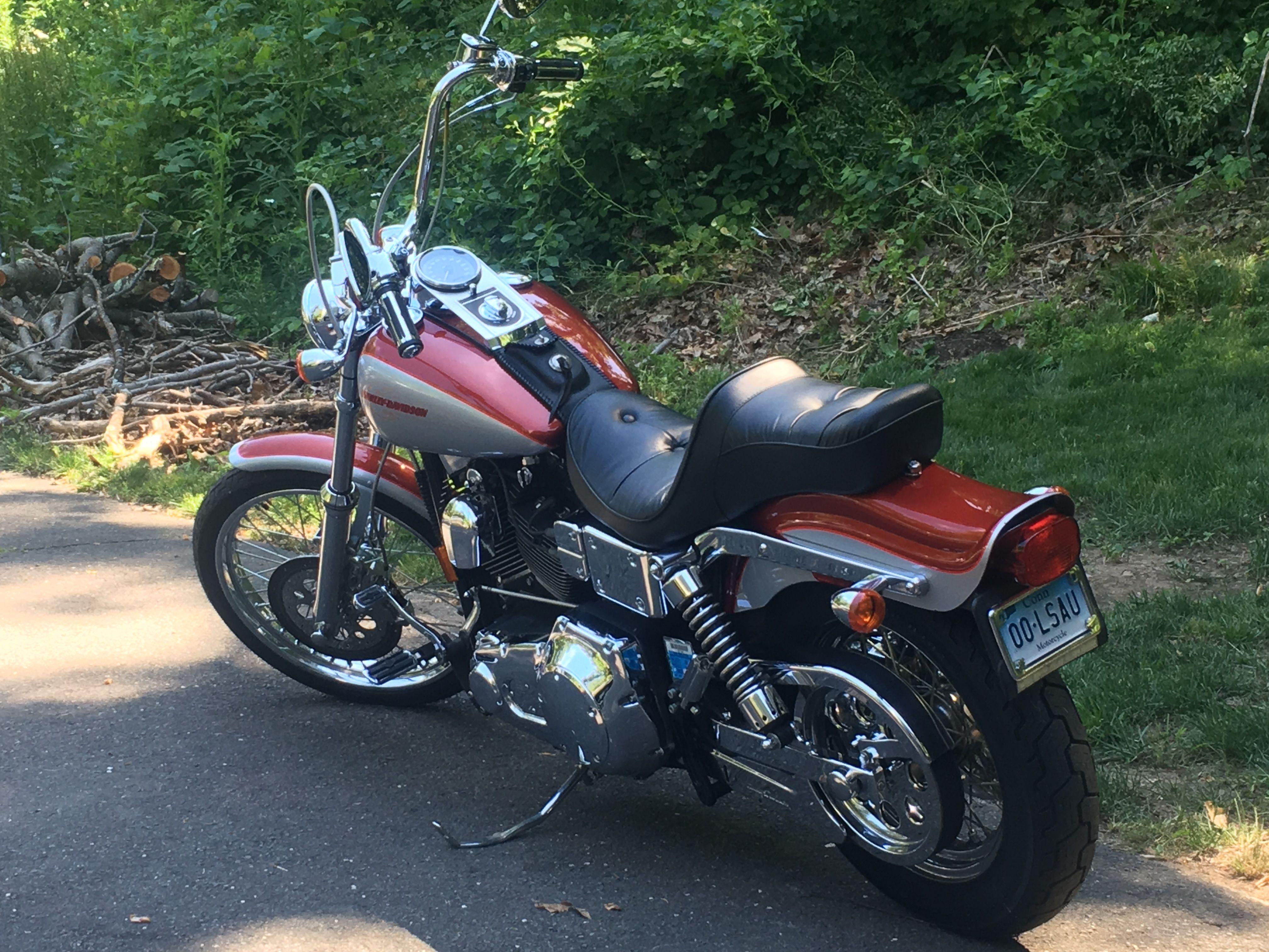 Pin by Jakub Staniszewski on Harley | Dyna wide glide ...