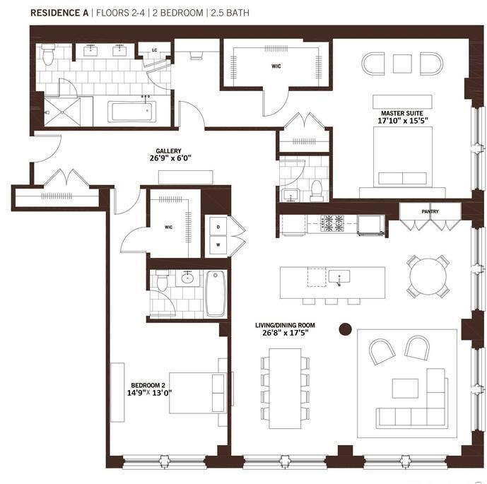 Tribeca Apartments For Rent: Pin On Architecture & Design