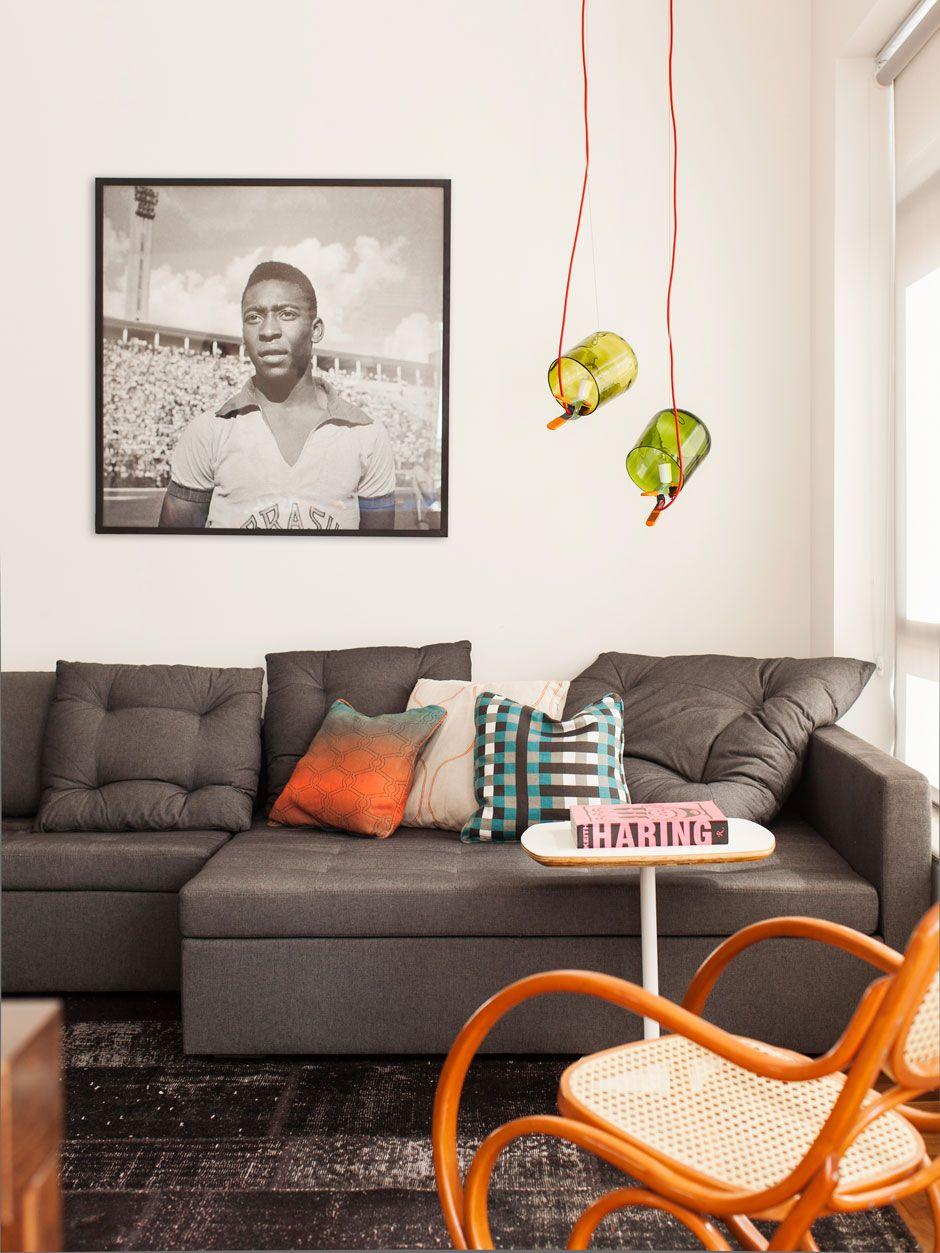 Apartamento em Higienópolis por Maurício Arruda | Interior Design ...