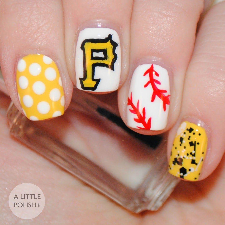 Pittsburgh Pirates Nails Pittsburgh Pirates Nails Pirate Nails Sports Nails