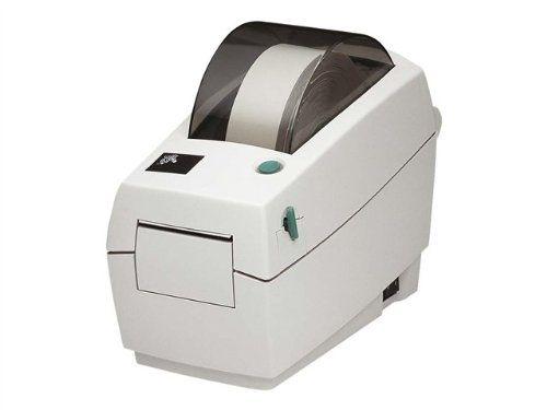 Zebra Lp2824 Plus Dt Desktop Barcode Label Printer P N 282p