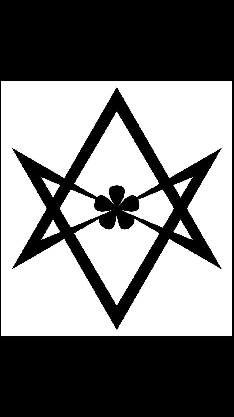 Crowleys sign aleister crowley templi simbolo