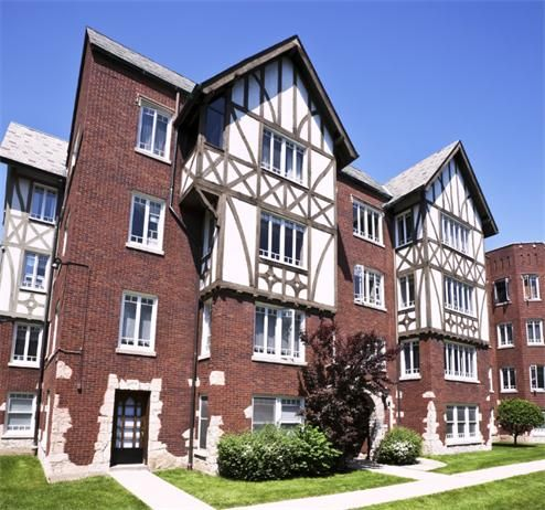 Park Gables, built in 1927, is a vintage apartment complex located ...