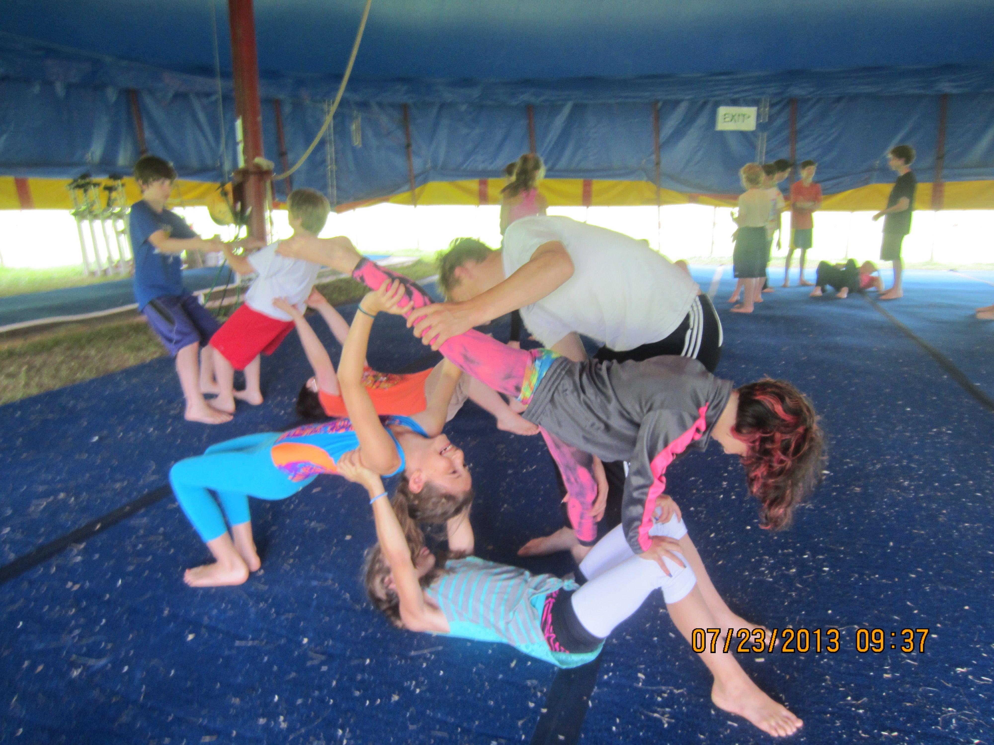 tumbling classes for toddlers las vegas