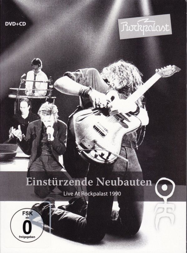 Einstürzende Neubauten - Live At Rockpalast 1990 (DVD) at Discogs