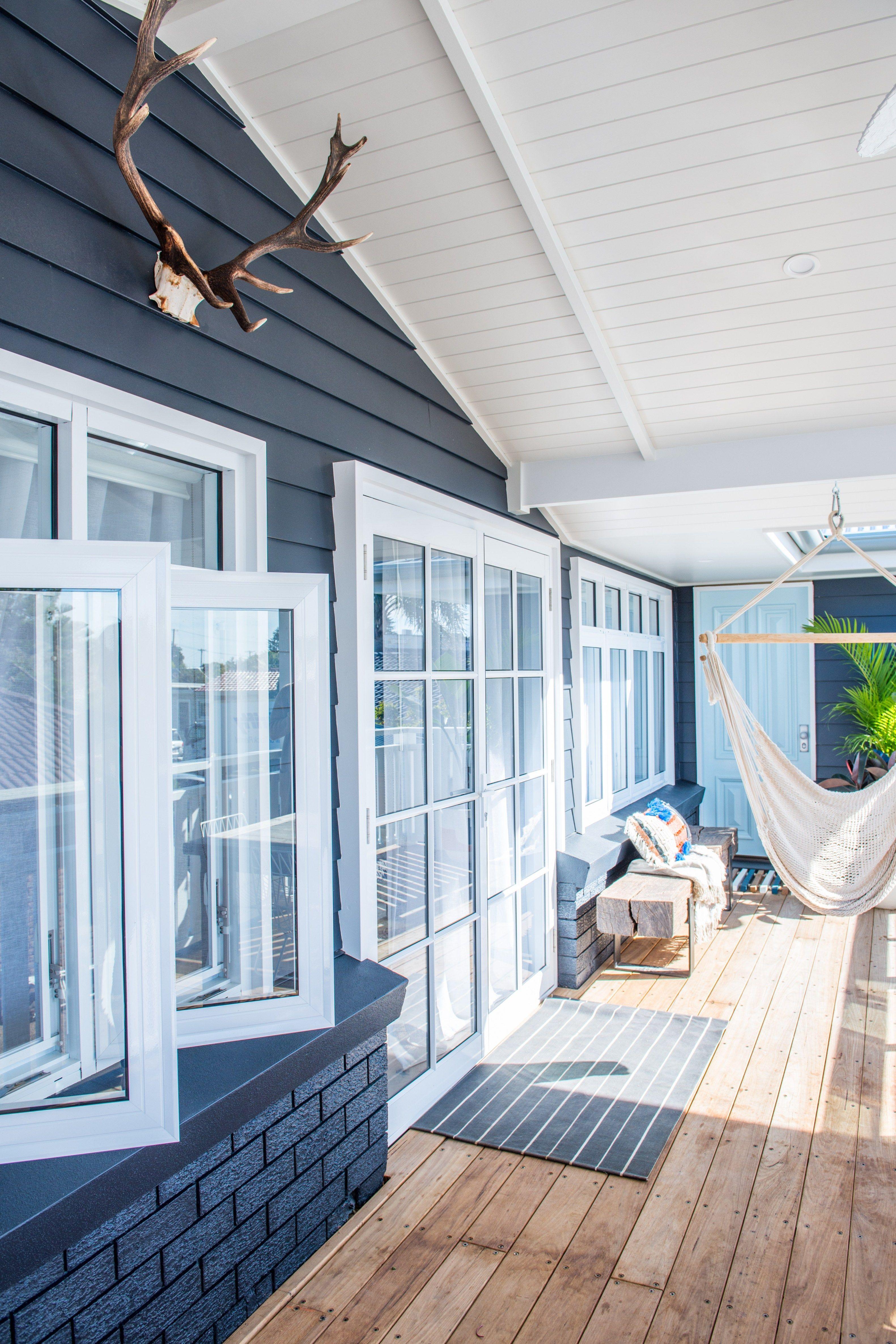 From 70s Brick Box To Timeless Beach House Beach House Decor