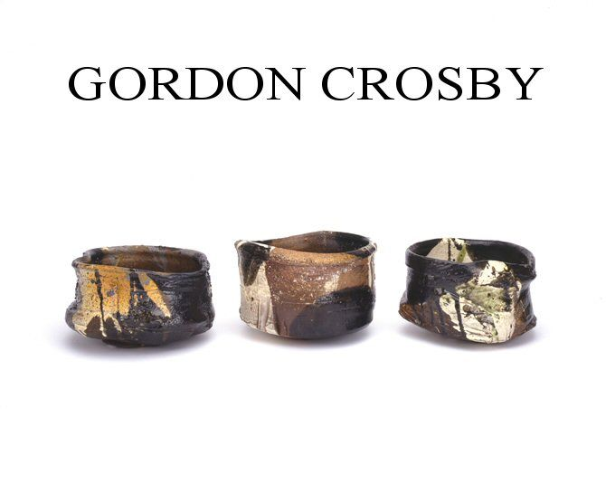 GORDON CROSBY: Pots and Paintings - Galerie Besson - 22 Nov - 20 Dec 2006