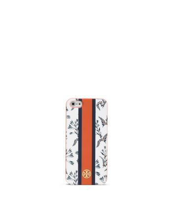 Tory Burch Cape Floral Printed Hardshell Case For Iphone 5