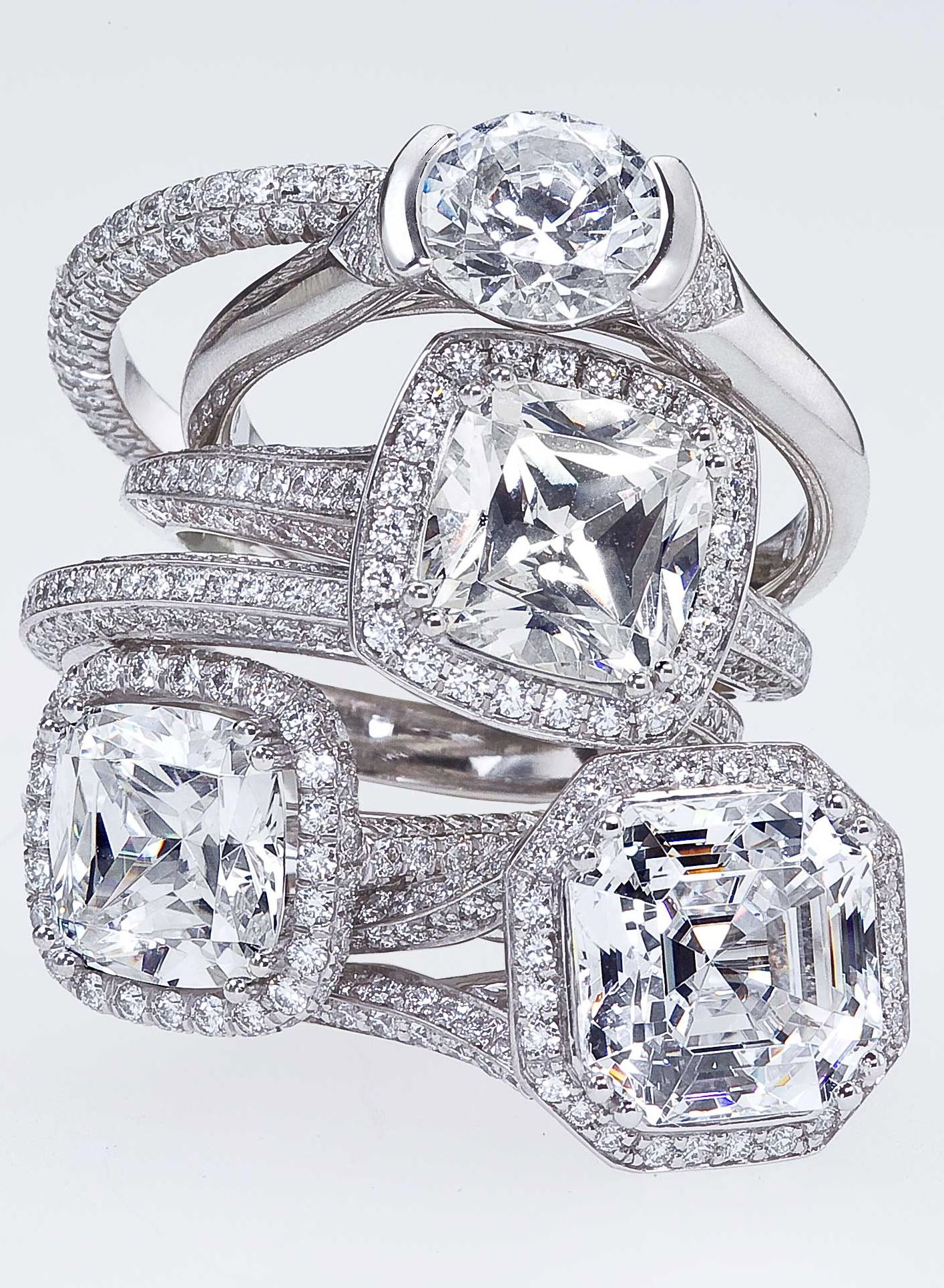 markpatterson arrivals product platinum oval new ring rings mark diamond engagement patterson