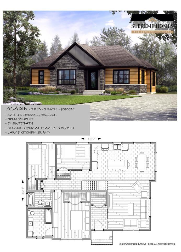 Constructeur Maison Maison Prefabriquee Maison Usinee House Plan Home Builder Sims House Plans House Blueprints Building A House