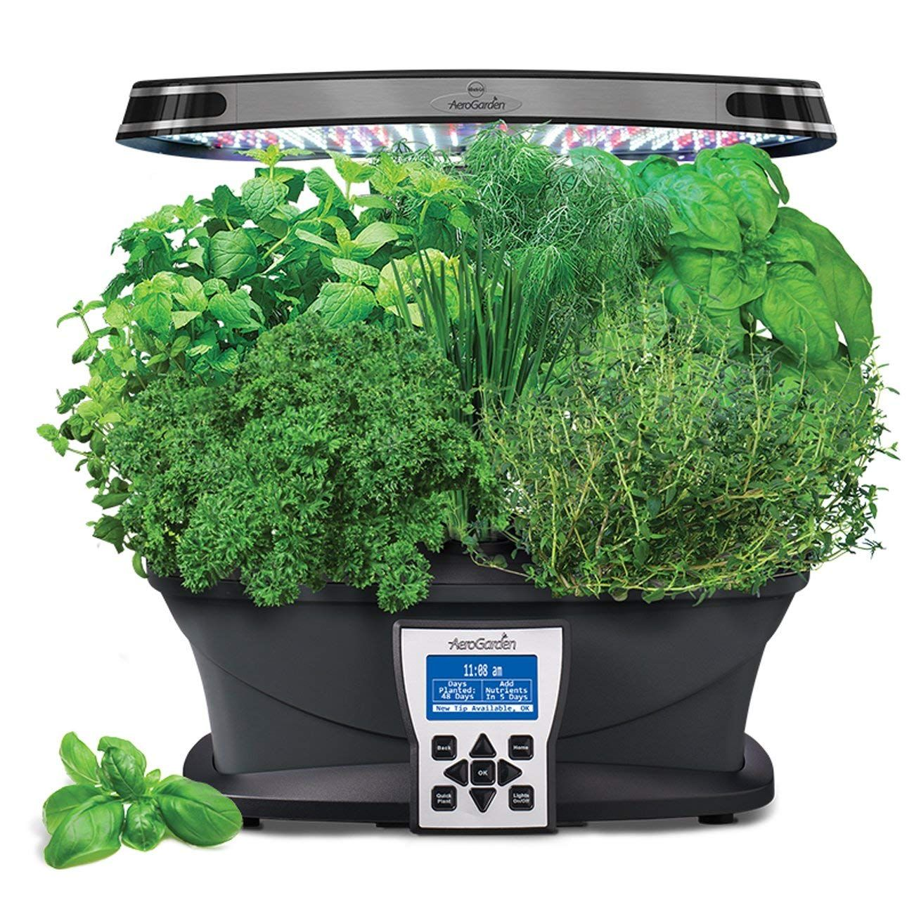 AeroGarden Ultra (LED) with Gourmet Herb Seed