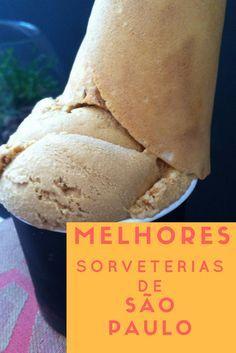 Conheça as melhores sorveterias em São Paulo, são diversas opções para tomar um sorvete e se refrescar na capital paulista.   Onde Comer em São Paulo
