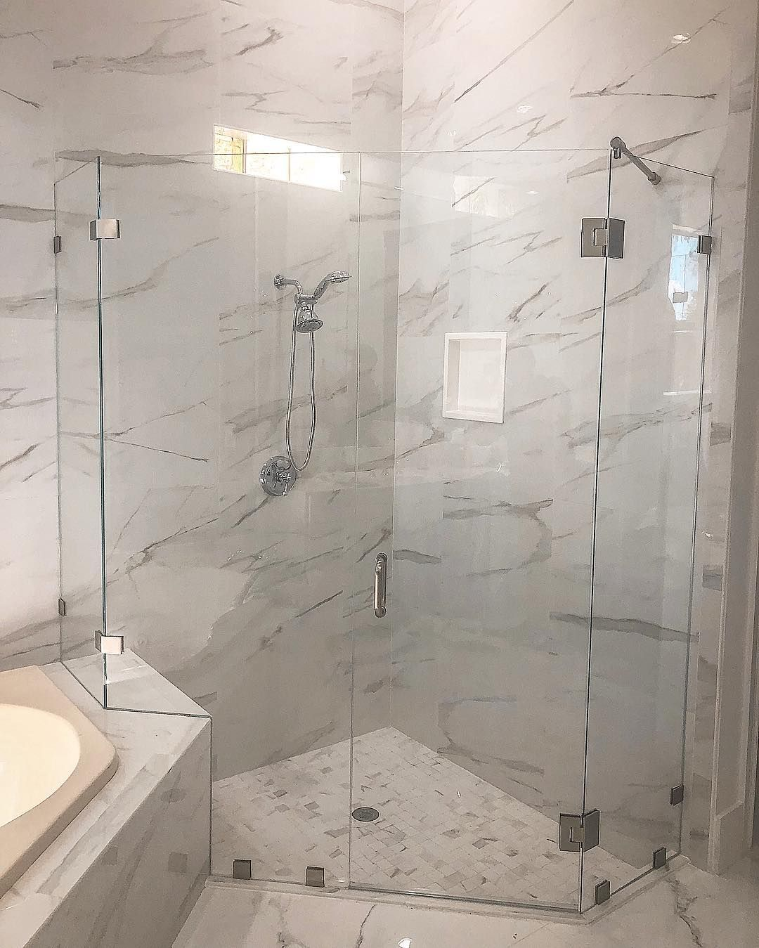 When You Hear Custom Shower Enclosure You Know Where To Send