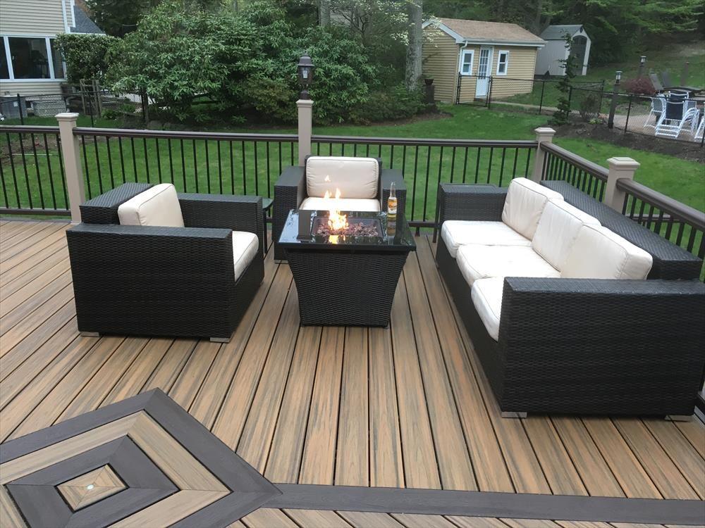 Best Ace Custom Decks Inc Trex Decking Railing Trim Porch 400 x 300
