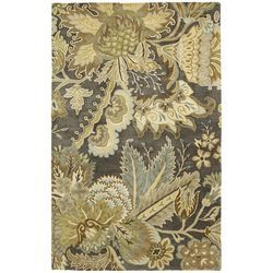 Ziana Jacobean Floral Rug 8x10 For The Home Rugs