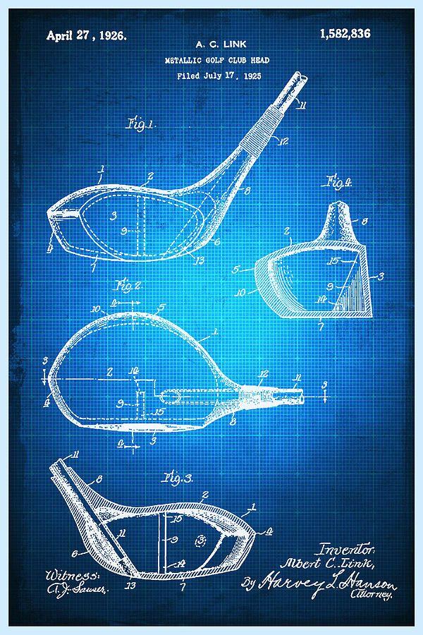 vector golf course - Google Search Blue print Pinterest - best of golf blueprint art
