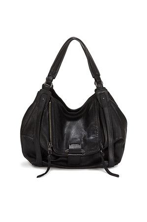 The Jonnie in Black by Kooba Handbags at CoutureCandy.com