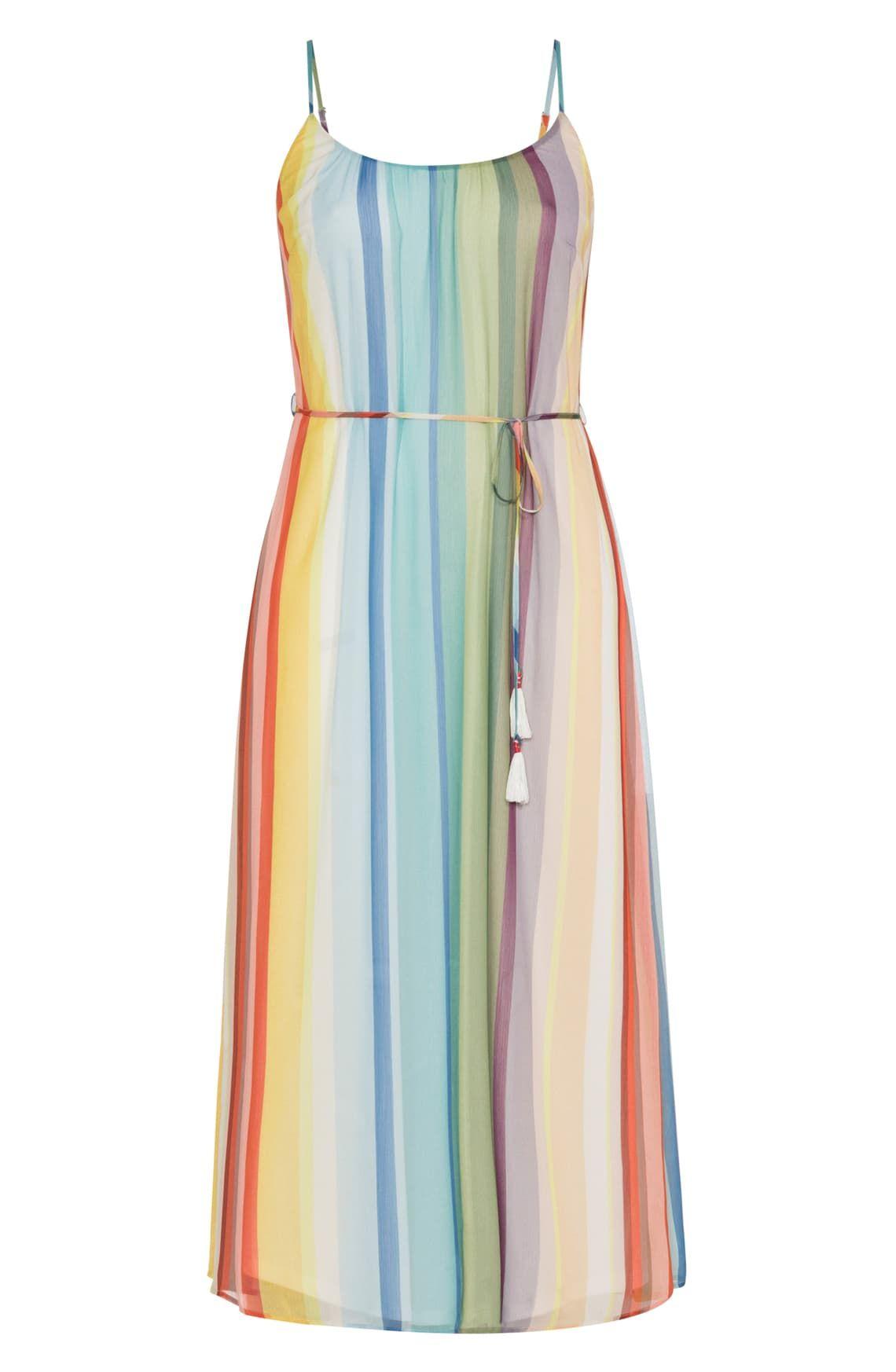 City chic gelato stripe maxi dress plus size nordstrom