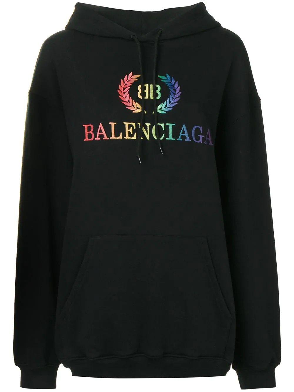 compañero matriz Línea de visión  BALENCIAGA Laurier Hoodie (con imágenes) | Capuchas, Marca de ropa, Ropa