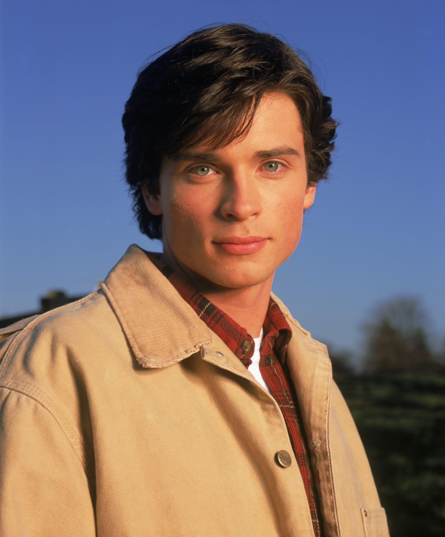 Tom Welling as Clark Kent in #Smallville - Season 1   P O ...