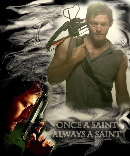 Murphy and Daryl