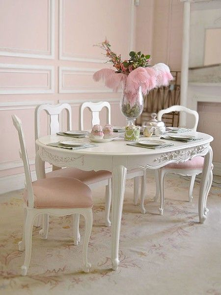 The Bella Cottage - Shabby chic furniture.. | Comedor shabby ...