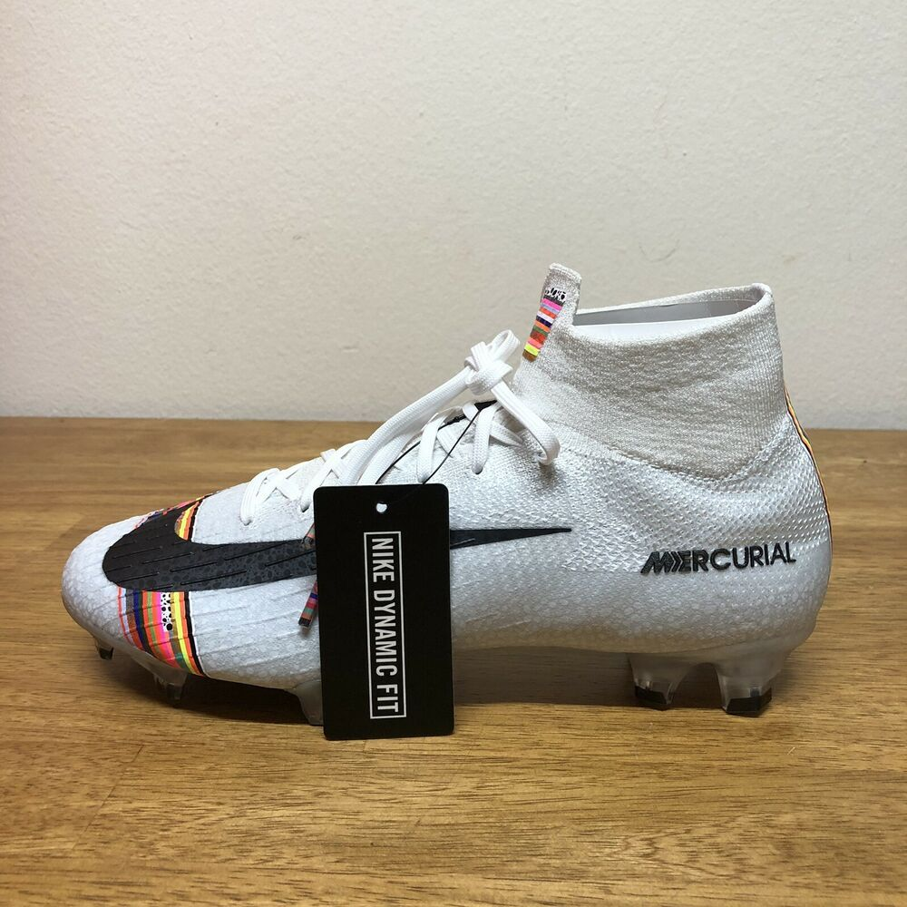 ea5dd304e04 eBay  Sponsored NIKE MERCURIAL SUPERFLY V AG-PRO MEN S ARTIFICIALGRASS  SOCCER 831955 870 Sz 10.5